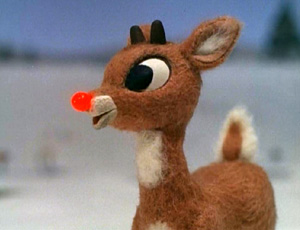 My alter ego Rudolph