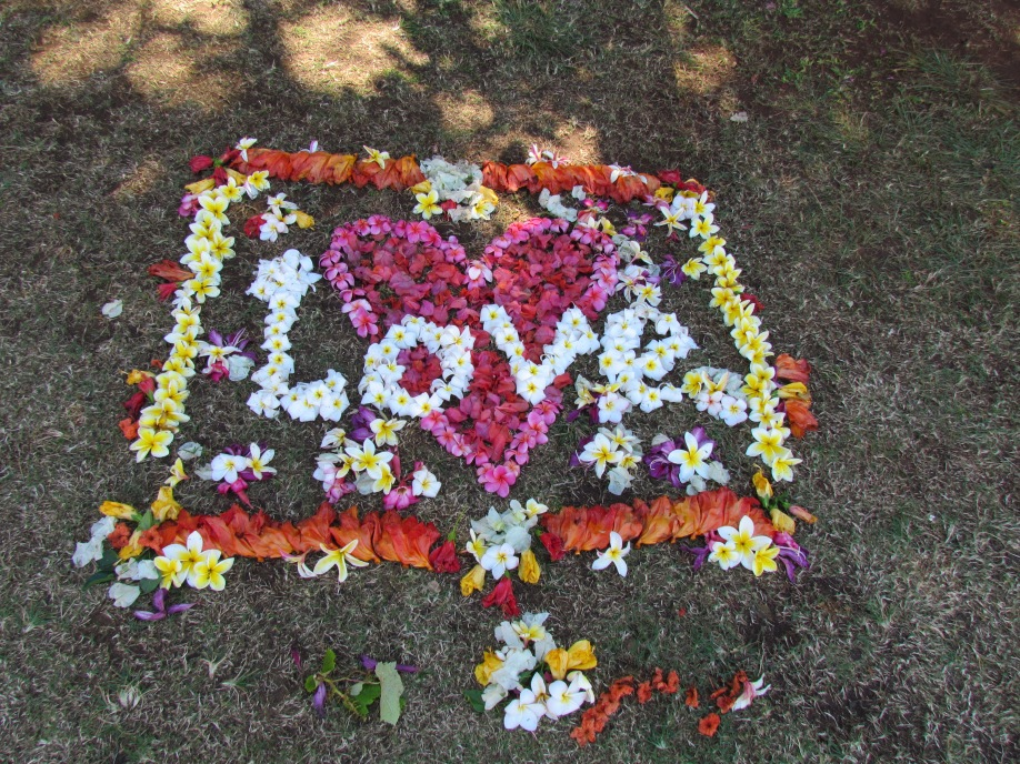 """Love"" in Flowers"