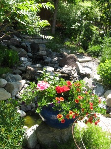 Kelowna garden