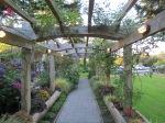 Crow & Gate Pub gardens